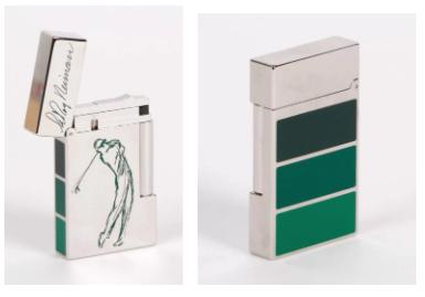 S.T.Dupont Leroy Neiman Lighter