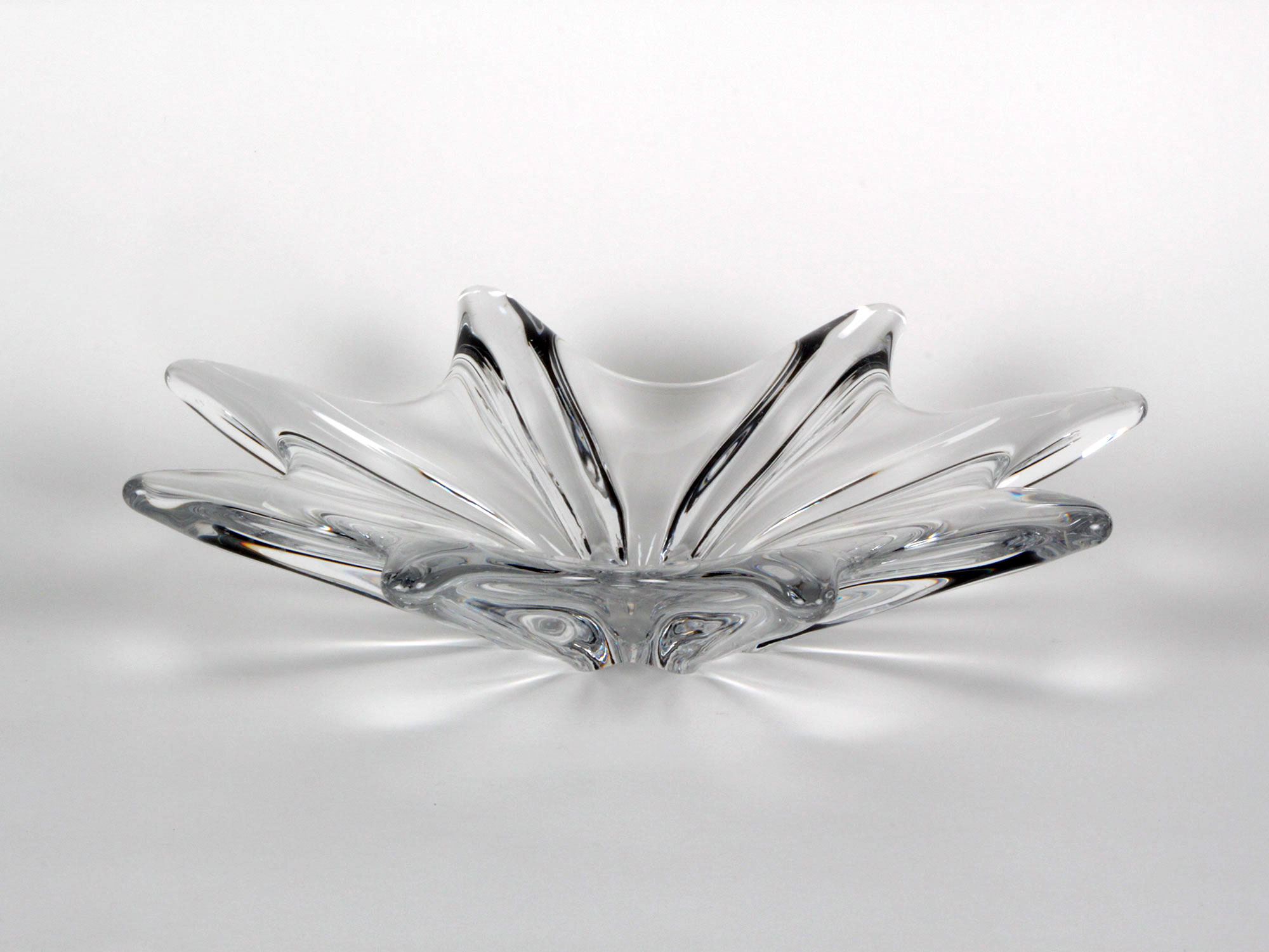 Baccarat Crystal Centerpiece