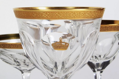 How to Identify Antique Crystal Glassware