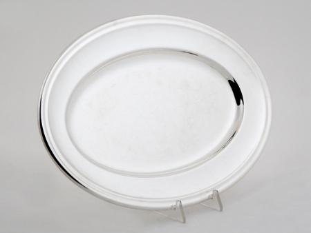 Christofle Silver Plated Metal Platter - IB00004