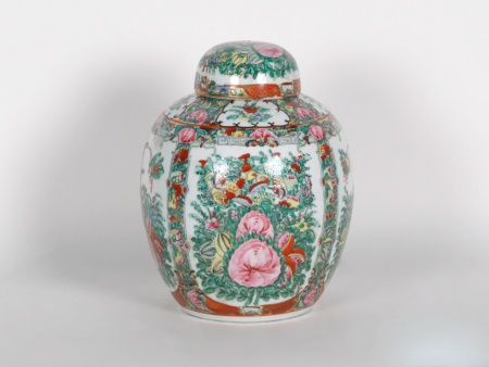 Chinese Porcelain Urn - IB00018