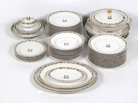 Haviland Porcelain Table Set - IB00049
