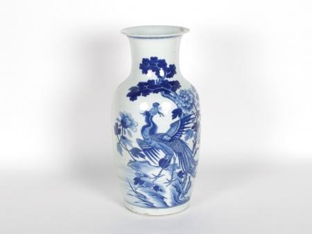 Vase in Chinese Porcelain - IB00064