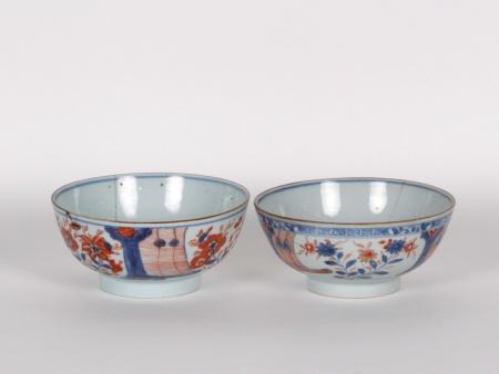 Two Imari Porcelain Bowls - IB00110