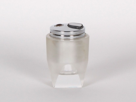 Sandblasted Glass Rosenthal Lighter - IB00135