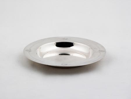 Christofle Silver Plated Metal Plate - IB00178