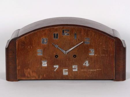 Art Deco Carillon Mantel Clock - IB00294