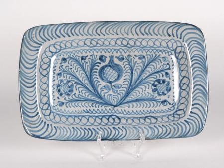 Turkish Ceramic Platter - IB00336