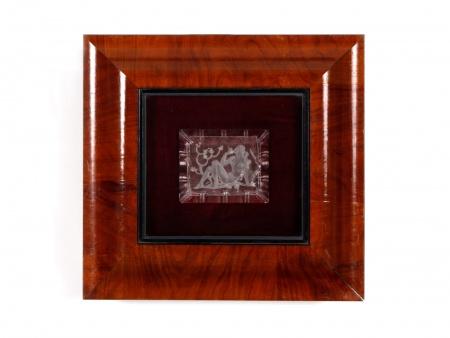René Lalique Crystal Miniature - IB00352