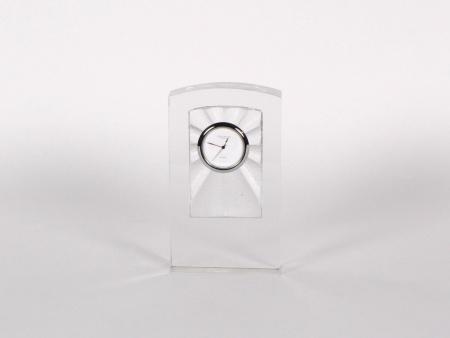 Dartington Crystal Table Clock - IB00449