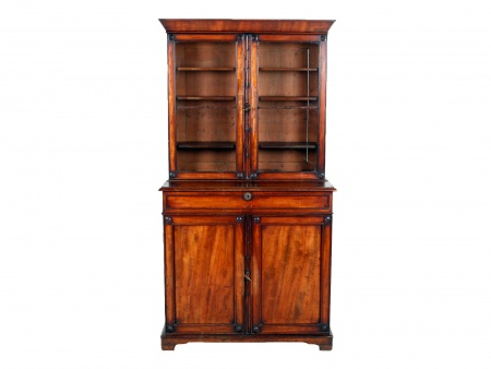 English Display Cabinet. Early 19th Century - IB00552