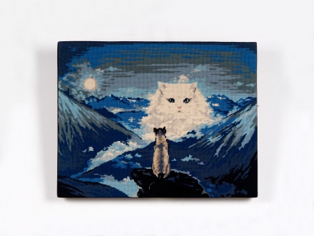 Petit Point Tapestry - IB00561