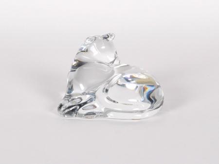Baccarat Crystal Figurine - IB00626