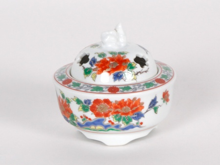 Japanese Porcelain Incense Burner - IB00756