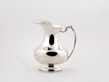 Sterling Silver Water Jug - IB00789