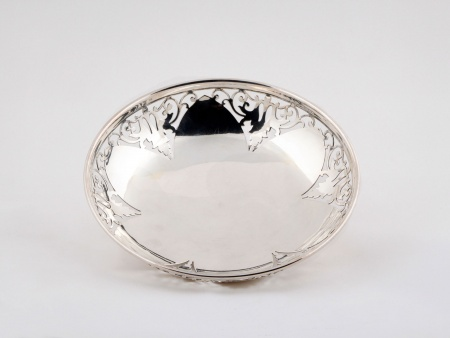 Roberts & Dore Silver Plated Centerpiece - IB00817