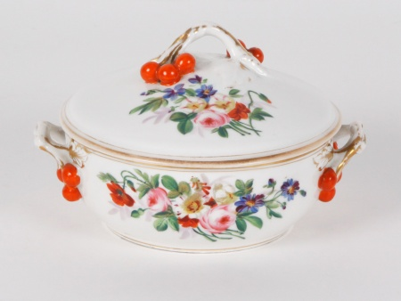 Meissen Style Two-Handled Tureen - IB01149
