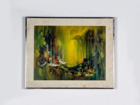 """Hans Van Lamsweerde: """"Marine Surréaliste"""" - IB01186"""