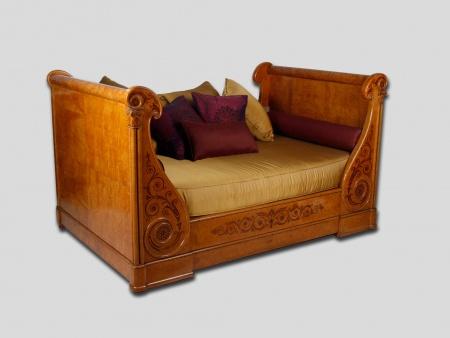 Large Charles X Sofa Bed - IB01235