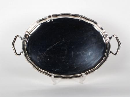 WMF Silver Plated Metal Tray - IB01271