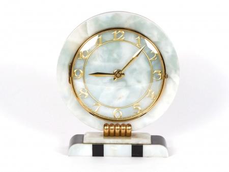 Art Deco Marti Table Clock - IB01275