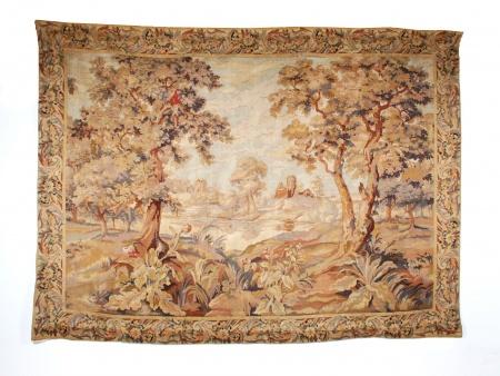 Flemish Tapestry 18th Century - IB01309