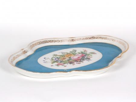 Porcelaine de Paris Platter - IB01457
