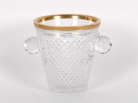 Baccarat Crystal Ice Bucket - IB01551