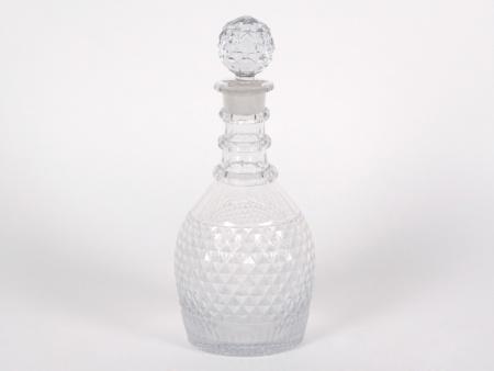 Cut Crystal Cognac Decanter - IB01560
