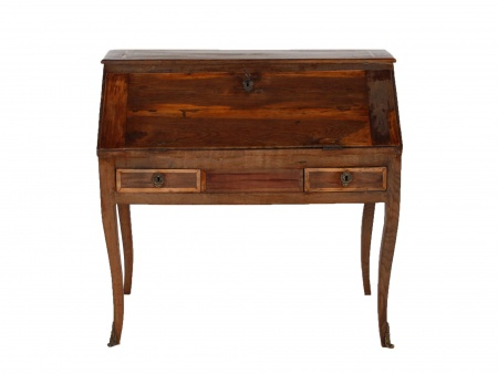 Cross-Banded Desk 18th Century - IB01605