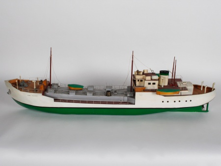 """Port Lyautey"" Large Ship Model - IB01610"