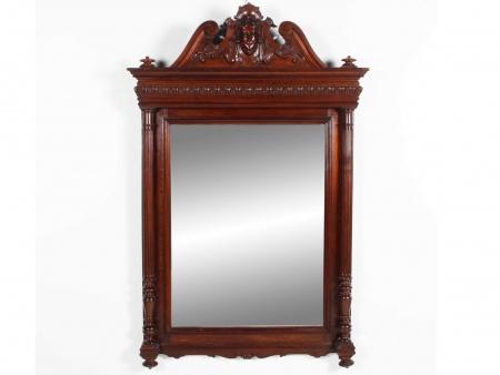 Henry II Style Mirror - IB01640