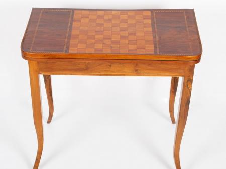 Charles X Gaming Table - IB01643