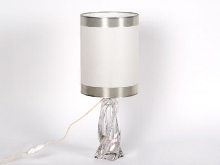 Pierre Schneider Cut Crystal Lamp Base - IB01673