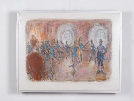 "Charles Kiffer: ""Cours de Danse"" - IB01727"