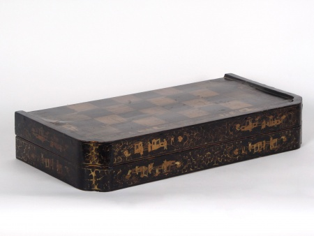 19th Century Chinese Folding Game Board - IB01829