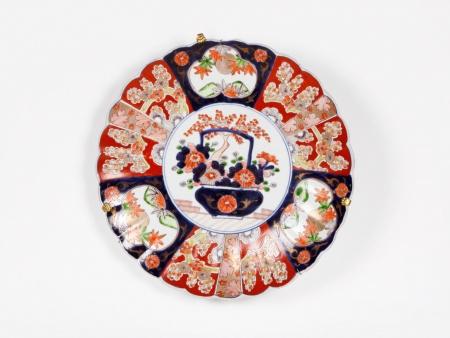 Japanese Imari Large Plate - IB01837