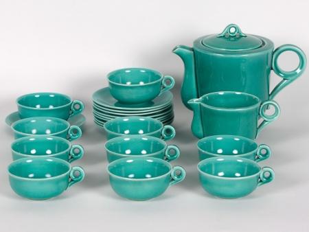 Proceram Ceramic Tea Set - IB01859
