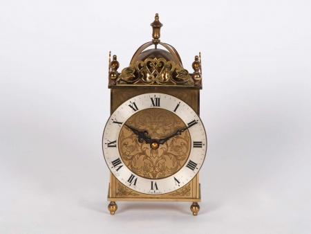Junghans Clock in Gilded Bronze - IB01863