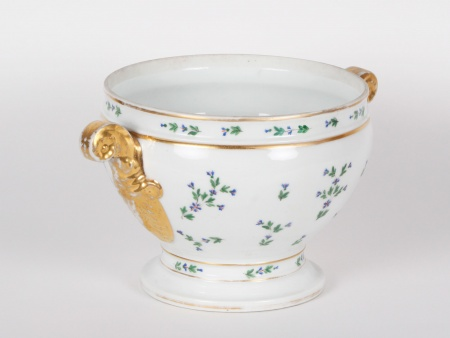 Porcelain Centerpiece. France - IB01877