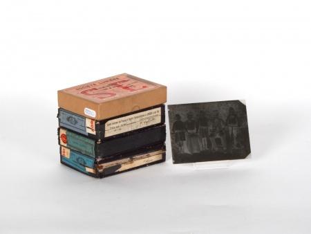 Photographic Plates. Circa 1910 - IB02070