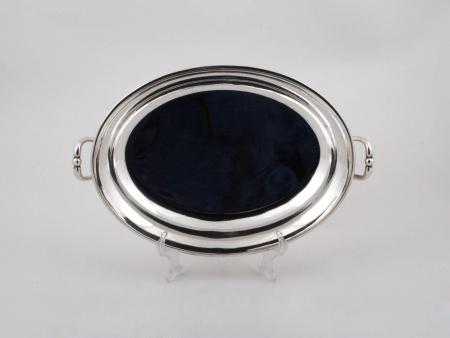 Jays Silver Plated Metal Tureen - IB02144