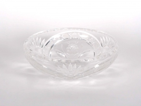 Cut Crystal Centerpiece - IB02151