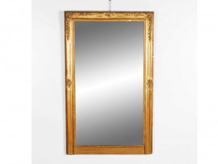 19th Century Louis XVI Style Mirror - IB02308