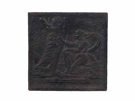 Chimney Plate 18th Century - IB02351