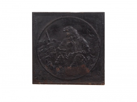 French Chimney Plate 18th Century - IB02358