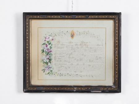 Illumination in a Napoleon III Frame - IB02407