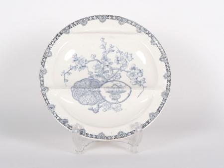 Longwy Ceramic Plate - IB02463