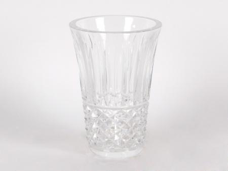 Diamond Cut Crystal Vase - IB02470