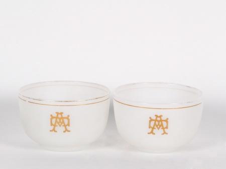 Pair of Napoleon III Bowls - IB02482